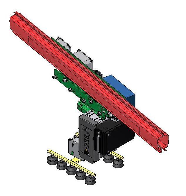Liftronic Pro Overhead Rail