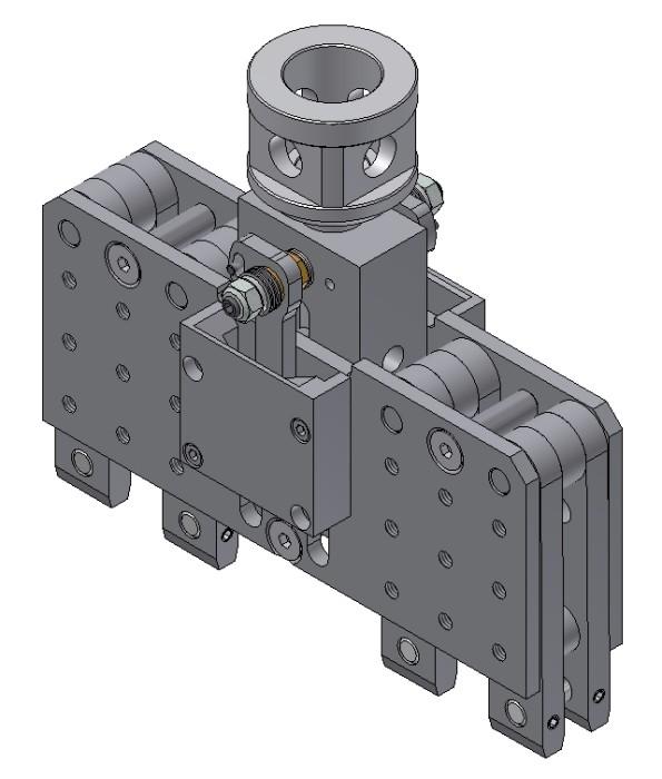 Indeva compact pantograph